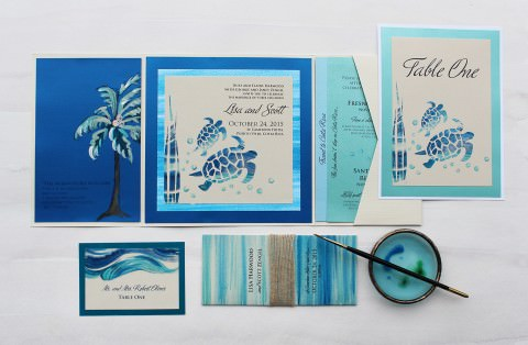 tropical-watercolor-wedding-invitations-sea-turtles