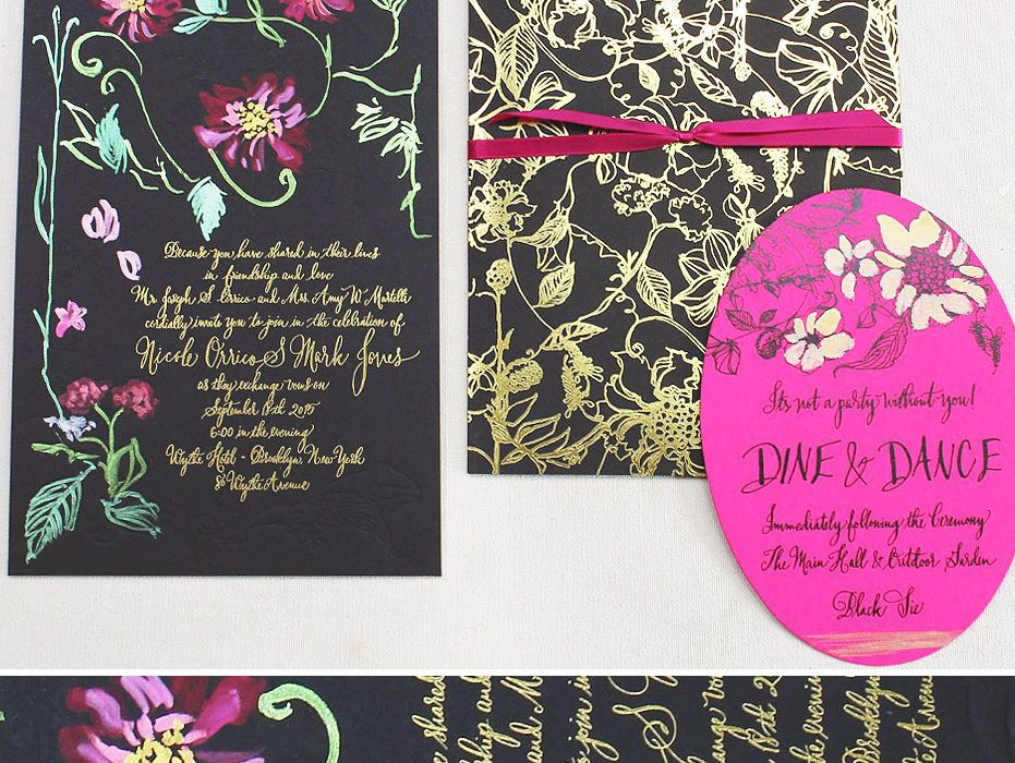 gold-glam-wedding-invitations