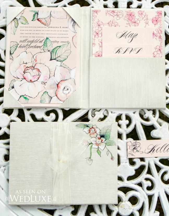 Pink Cherry Blossom Wedding Ideas
