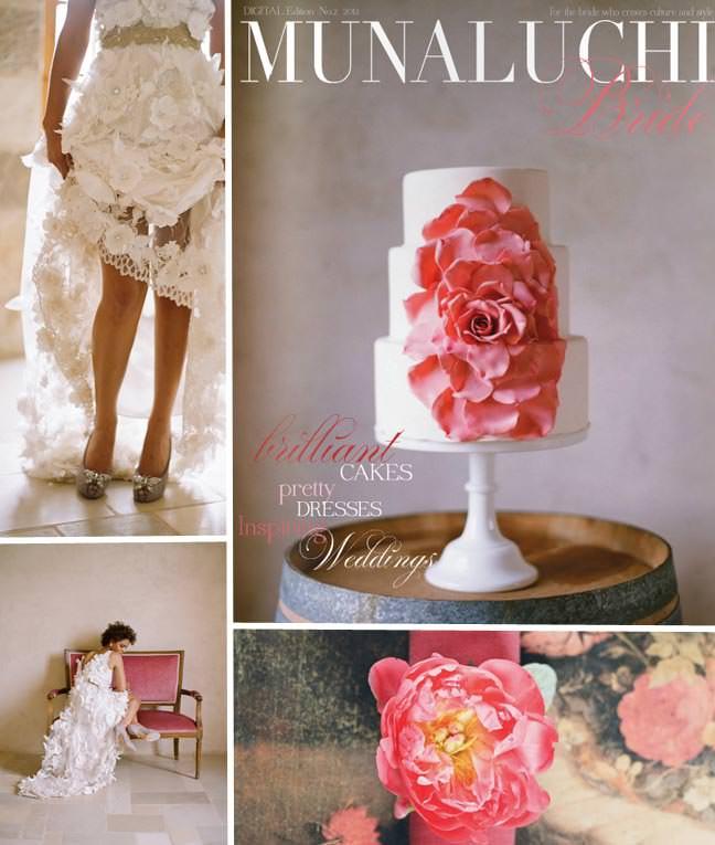 Munaluchi Bride Magazine Cover