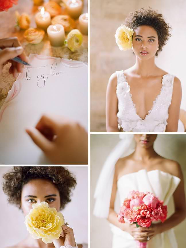 Munaluchi Bride Magazine Elizabeth Messina