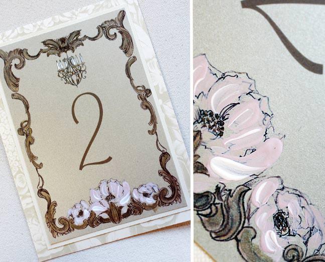 chandelier_table_number