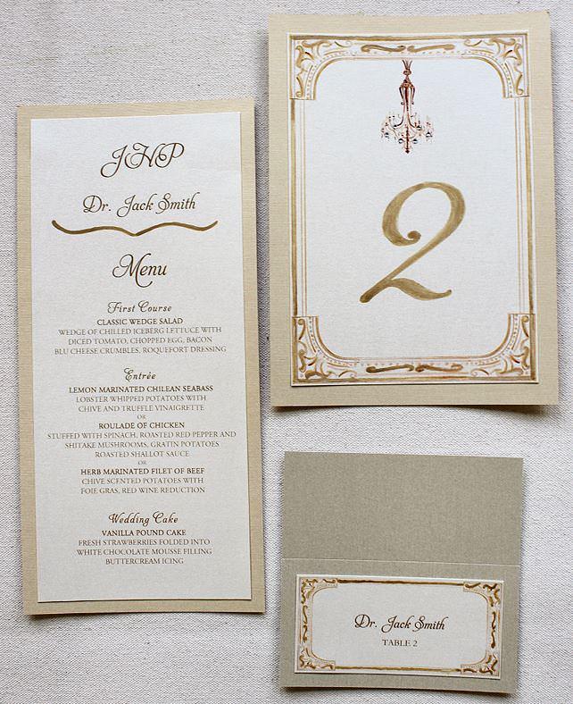 Chandelier Wedding Day Accessories