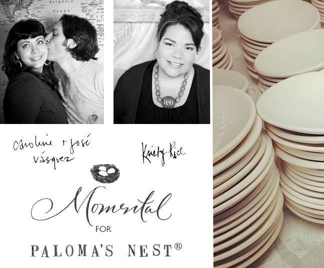 Momental for Palomas Nest