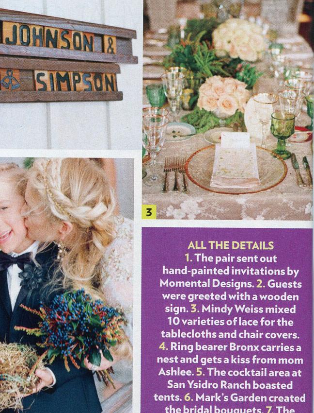Jessica Simpson's Wedding