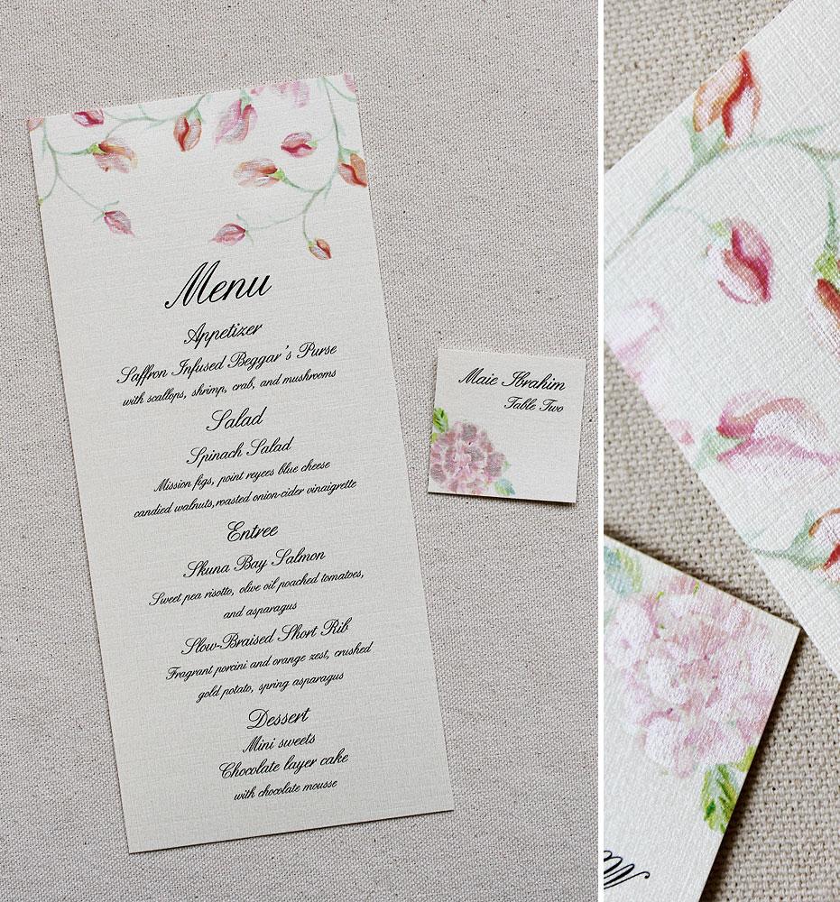 custom-wedding-menu