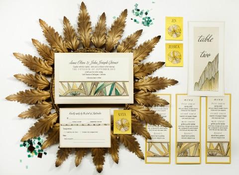 art-deco-wedding-invitation