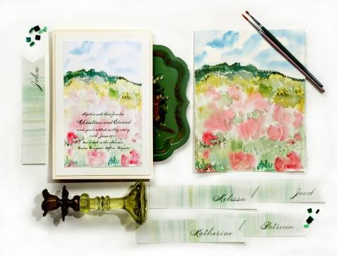 impressionism-watercolor-wedding-invitation