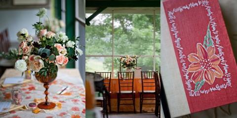 vintage-decor-wedding-renewal-stationery