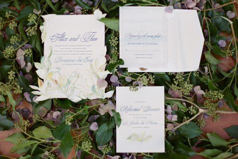 unique-botanical-watercolor-wedding-invitation