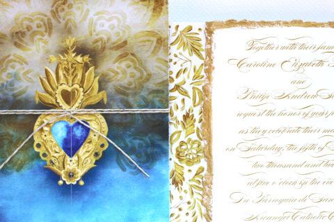 San Miguel di Allende Wedding Stationery