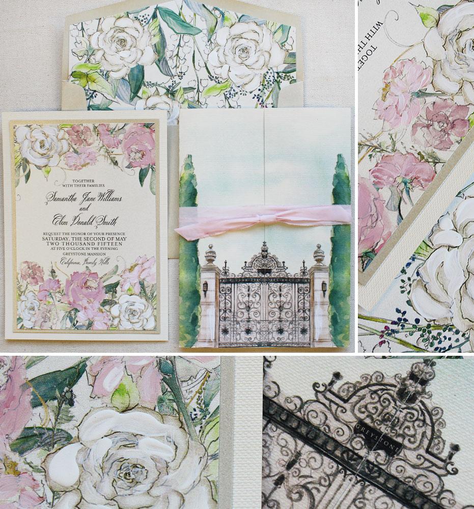 floral-gate-wedding-invitation