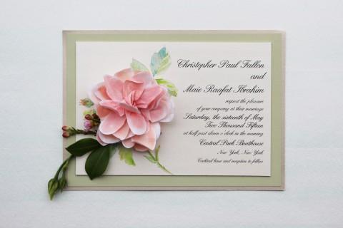 paper-flower-wedding-invitations