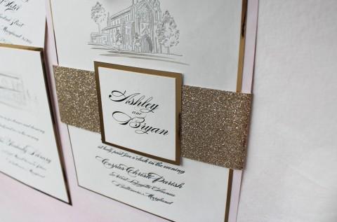 classic-church-illustration-wedding-invitation