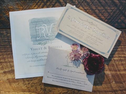 sketched-classic-monogram-illustrated-wedding-invitation