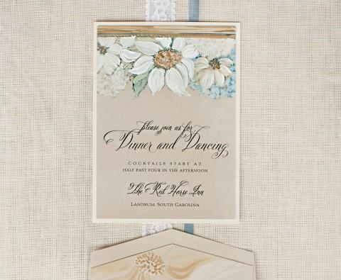 contrast-blue-hydrangea-white-peony-wedding-invitation