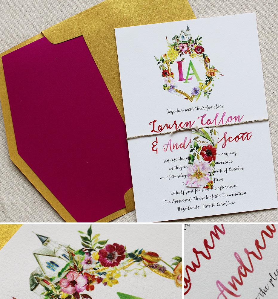 wreath-monogram-wedding-invite