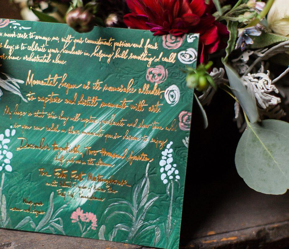 botticelli-inspired-momental-party-gold-foil-invite