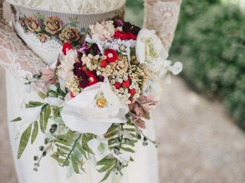 paper-flower-miilinery-wedding-bouquet