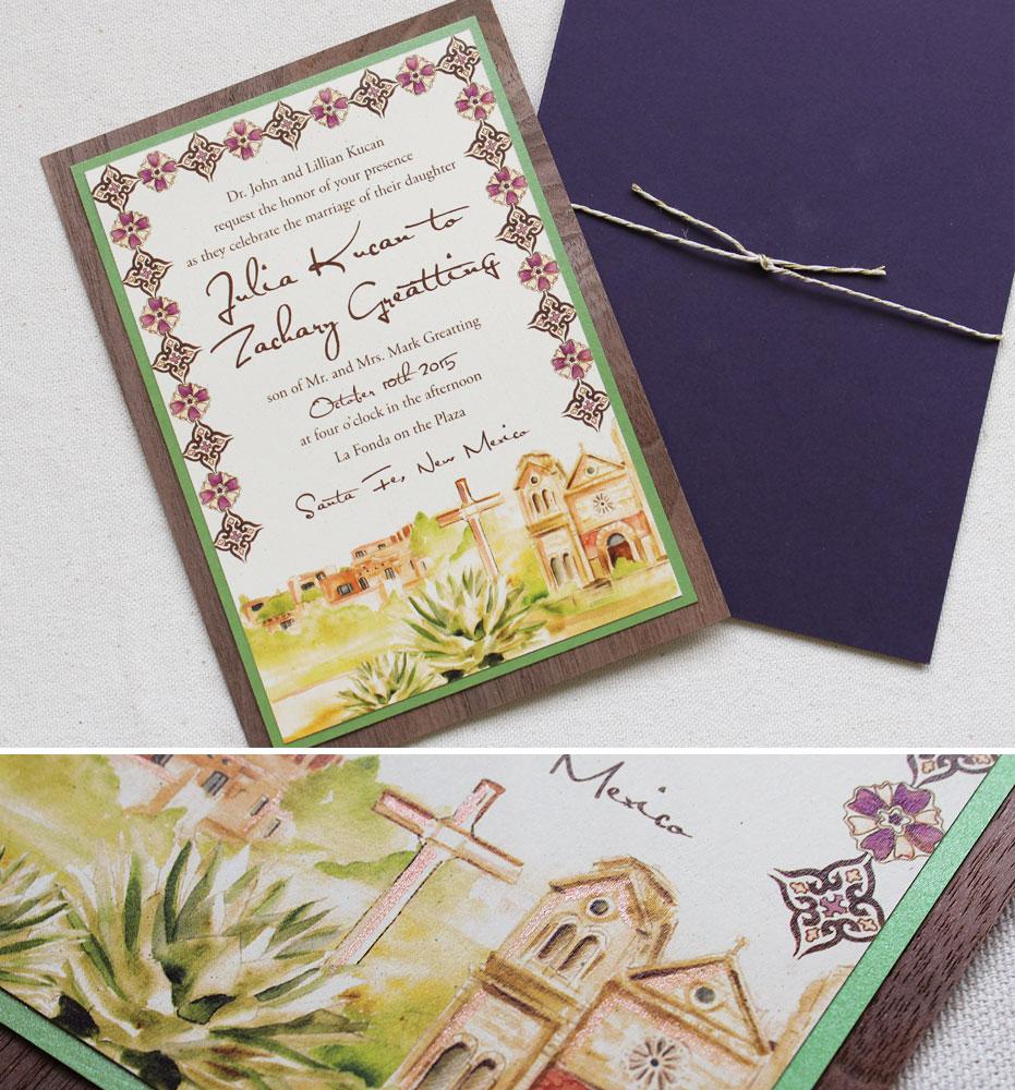 santa-fe-wedding-stationery
