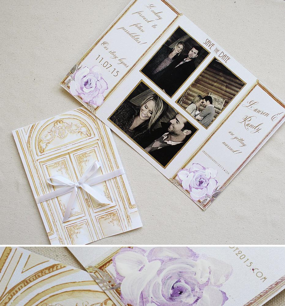gold-foil-photograph-save-the-dates