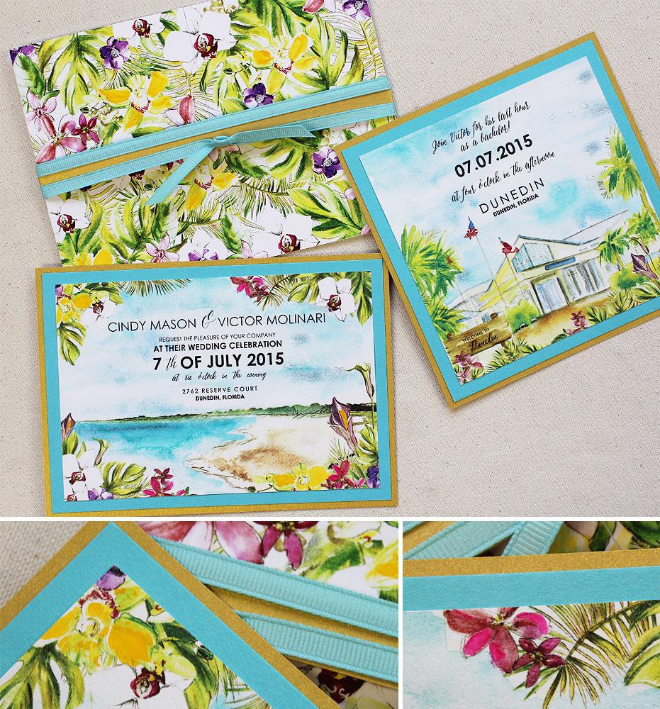 tropical-orchid-wedding-invitation
