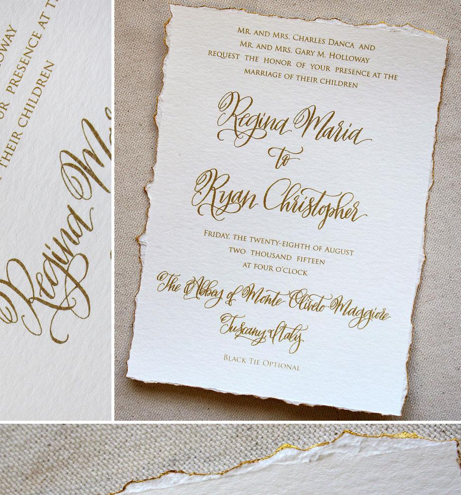 custom-calligraphy-wedding-invite