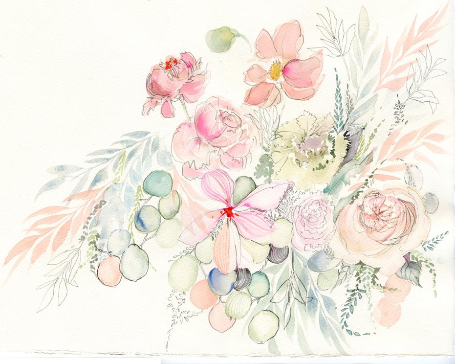 spring-watercolor-pattern