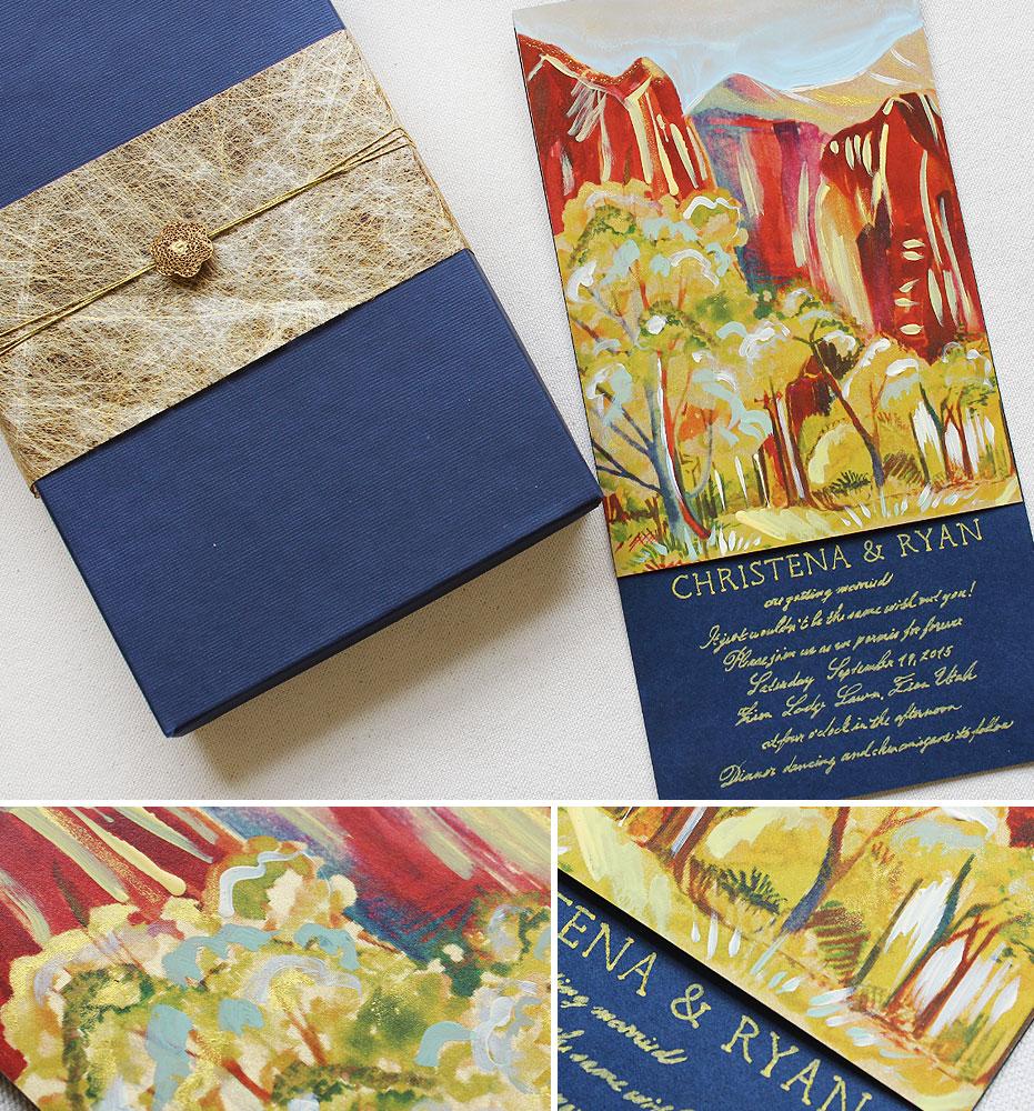 utah-wedding-invitation