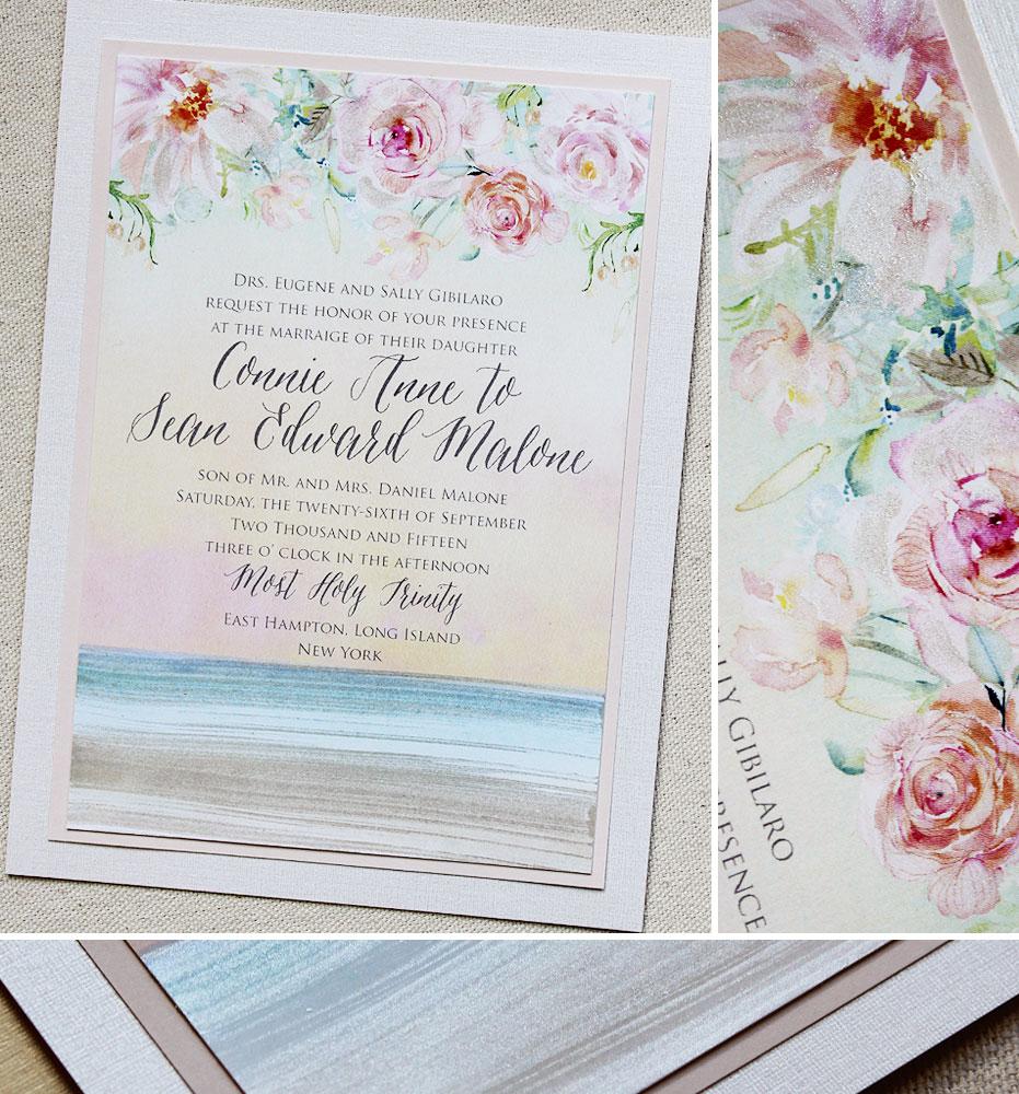 watercolor-floral-beach-wedding-invitation