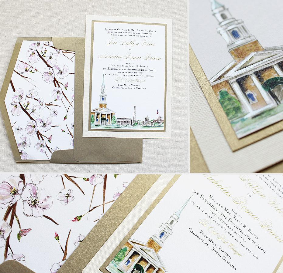 cherry-blossom-watercolor-wedding-invitation