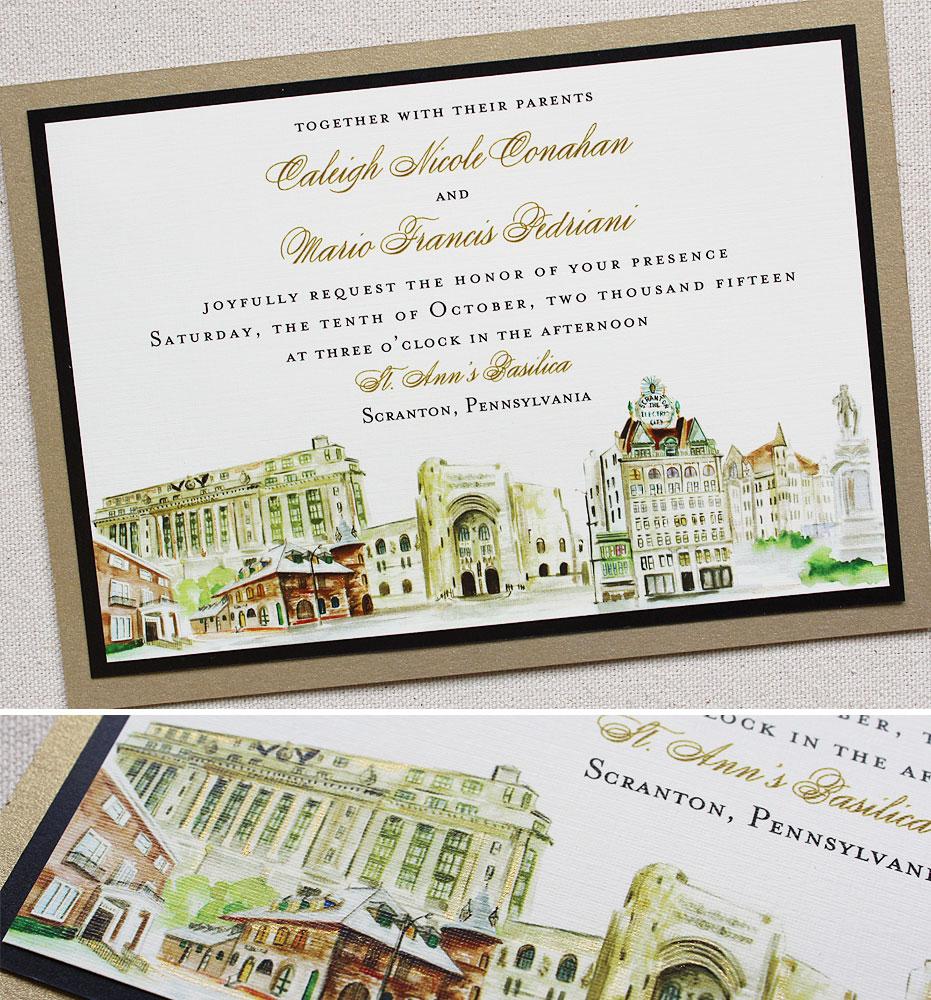custom-illustrated-city-wedding-stationery