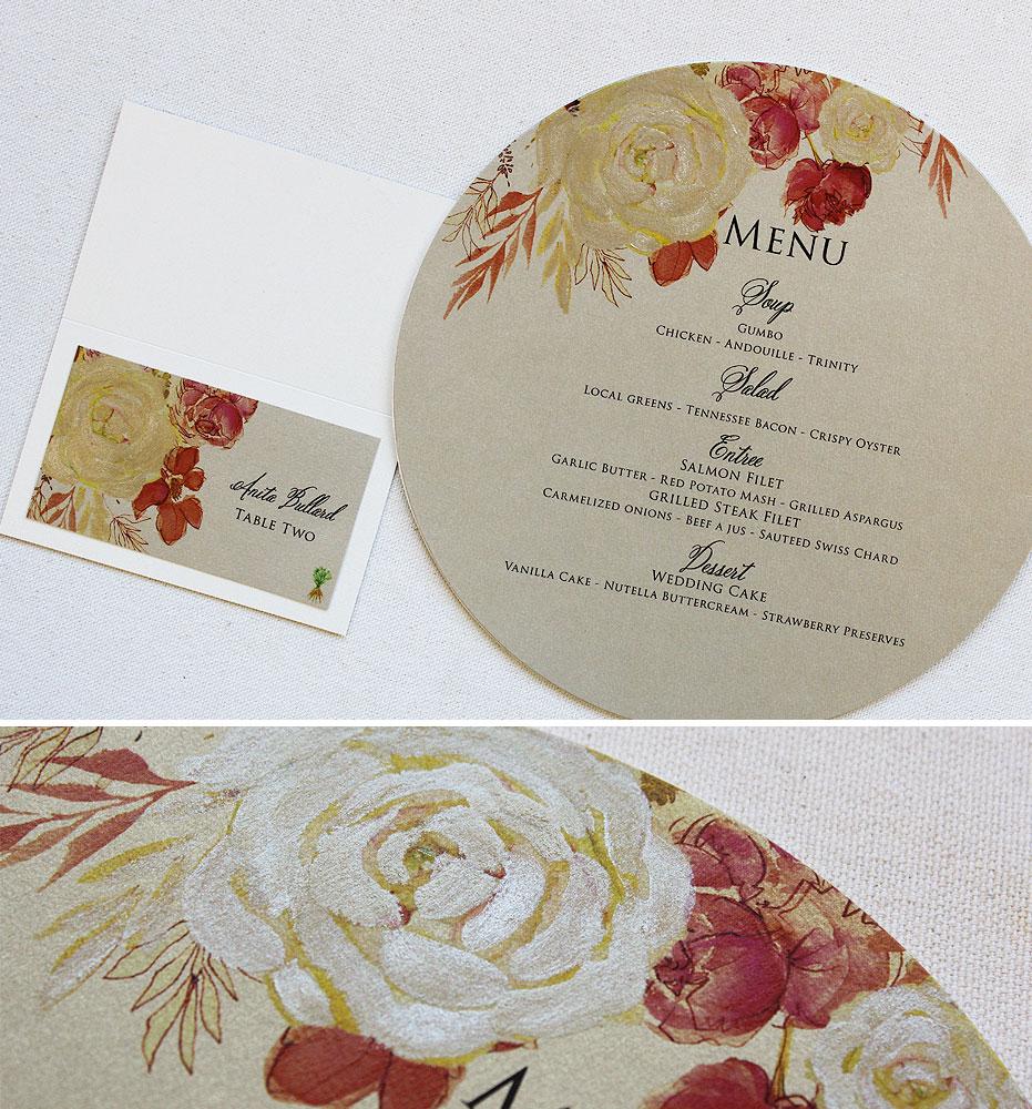 watercolor-floral-wedding-menu
