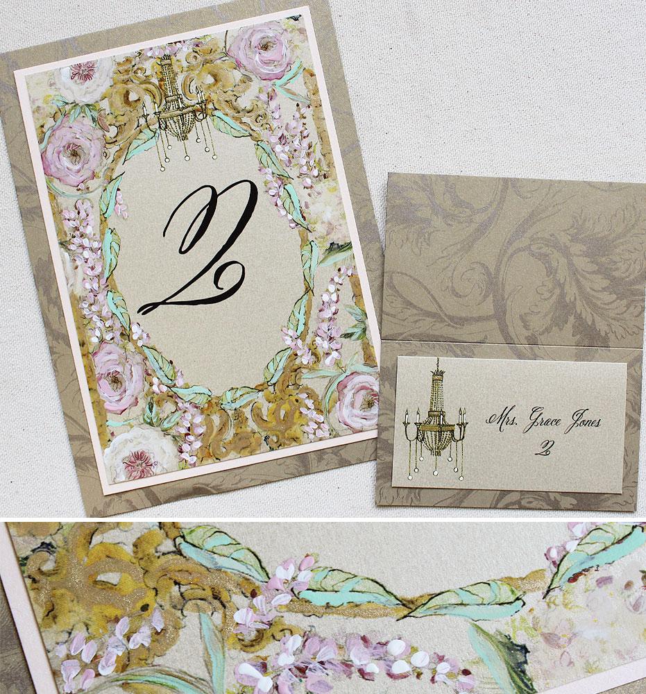 chandelier-wedding-day-stationery