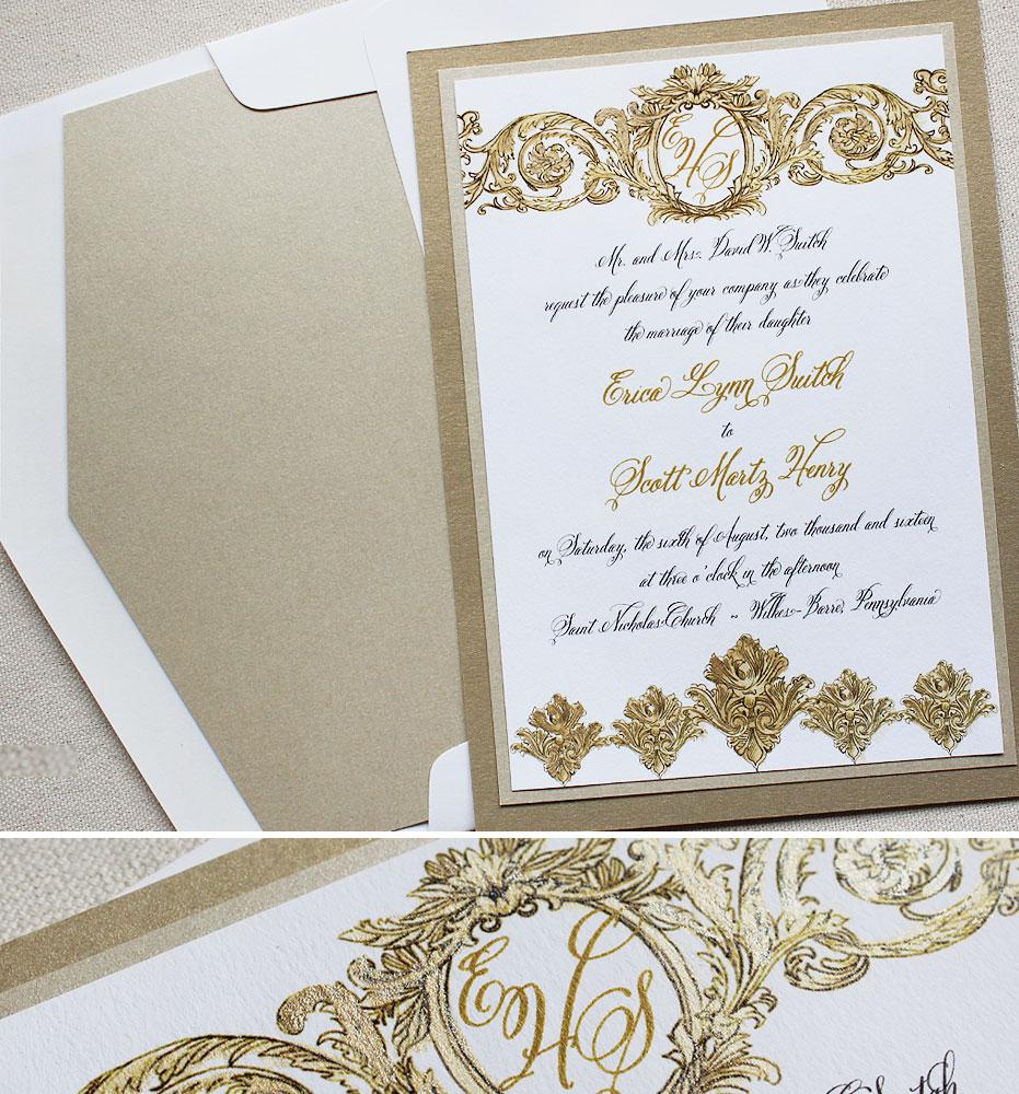 gold-crest-wedding-invite