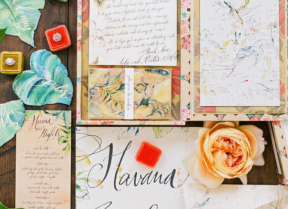 Jose-Vila-Watercolor-Wedding-Havana