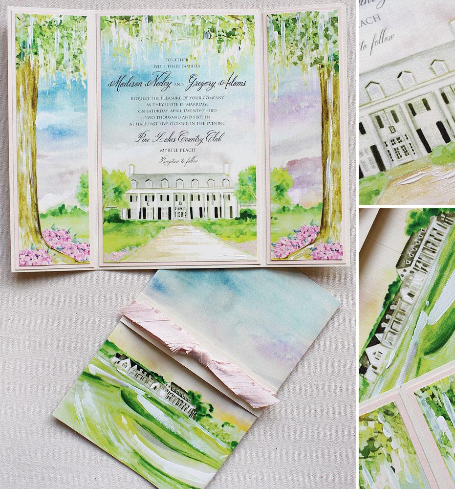 watercolor-venue-wedding-stationery