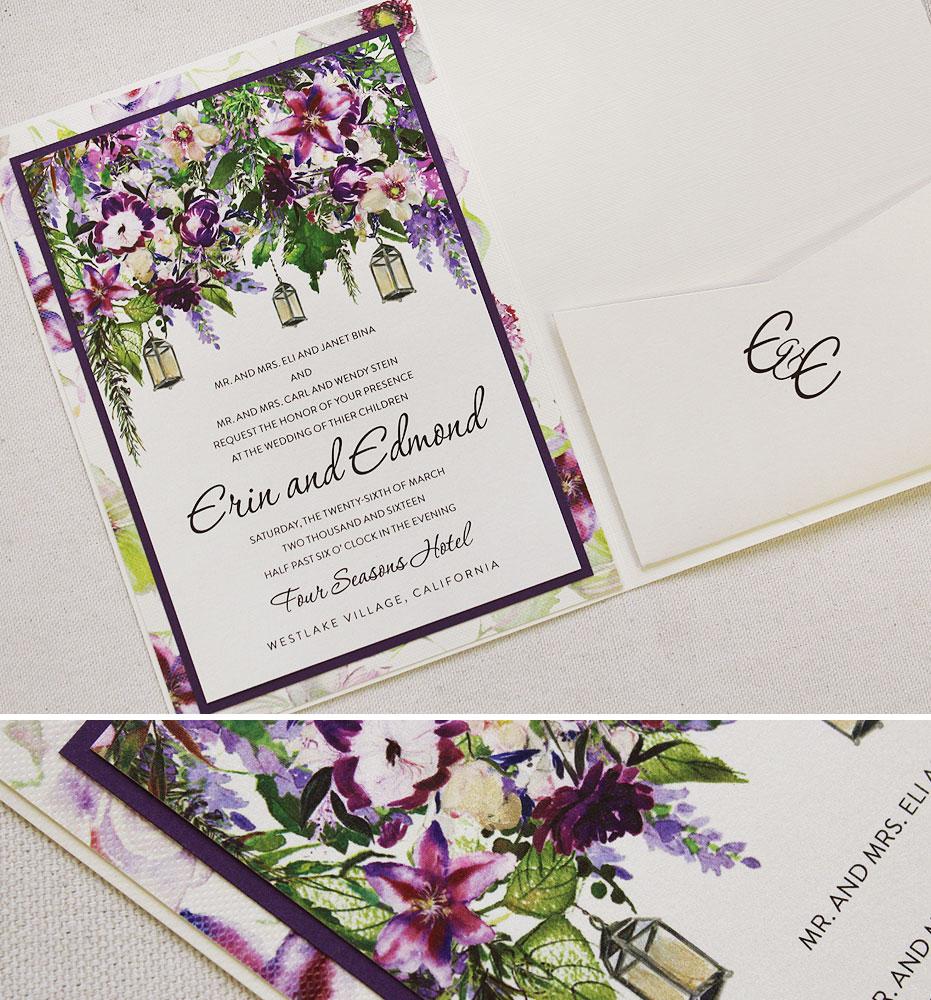 lantern-wedding-invitation