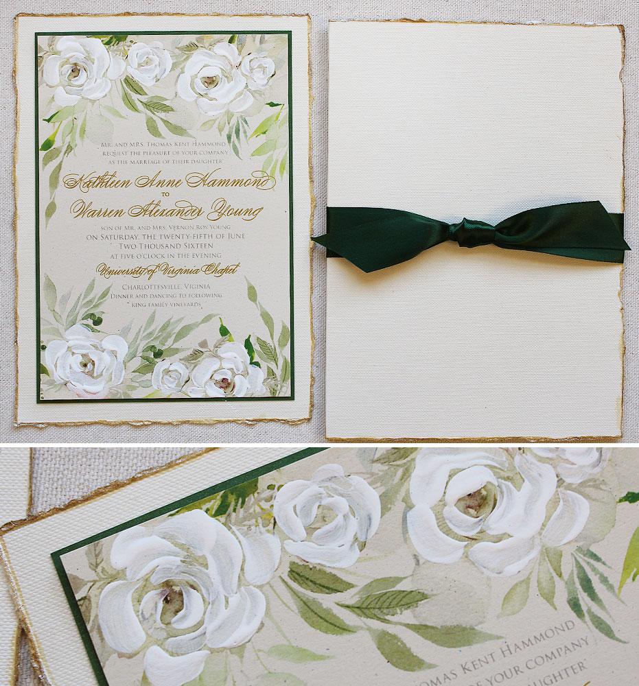 white-rose-wedding-stationery
