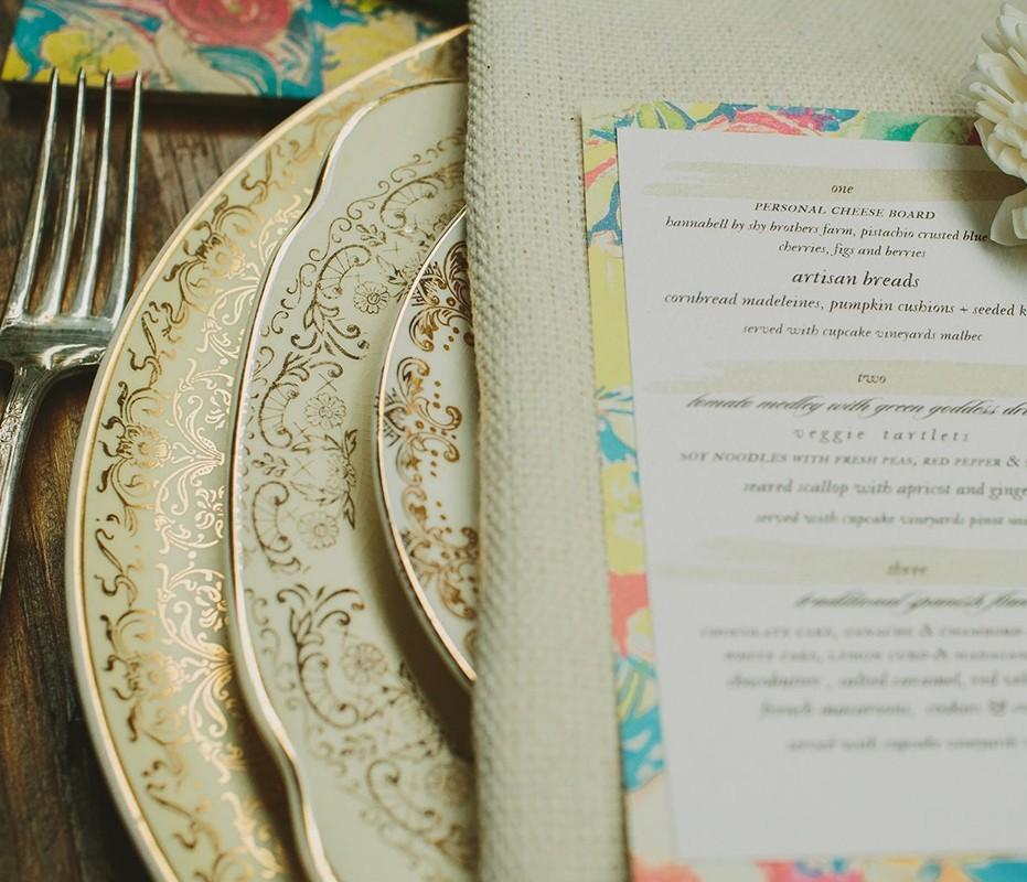 bold-watercolor-wedding-menus