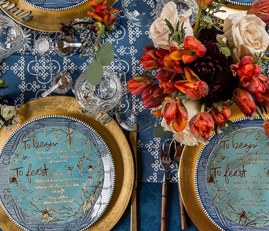 fine-art-watercolor-wedding-menus
