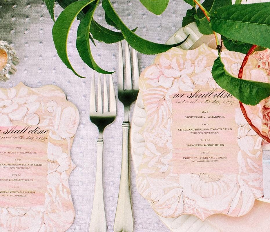 pink-peony-watercolor-wedding-menus