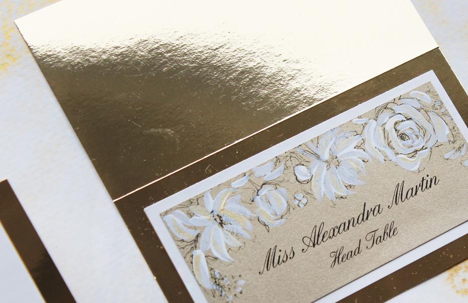 custom-gold-regal-wedding-escort-cards