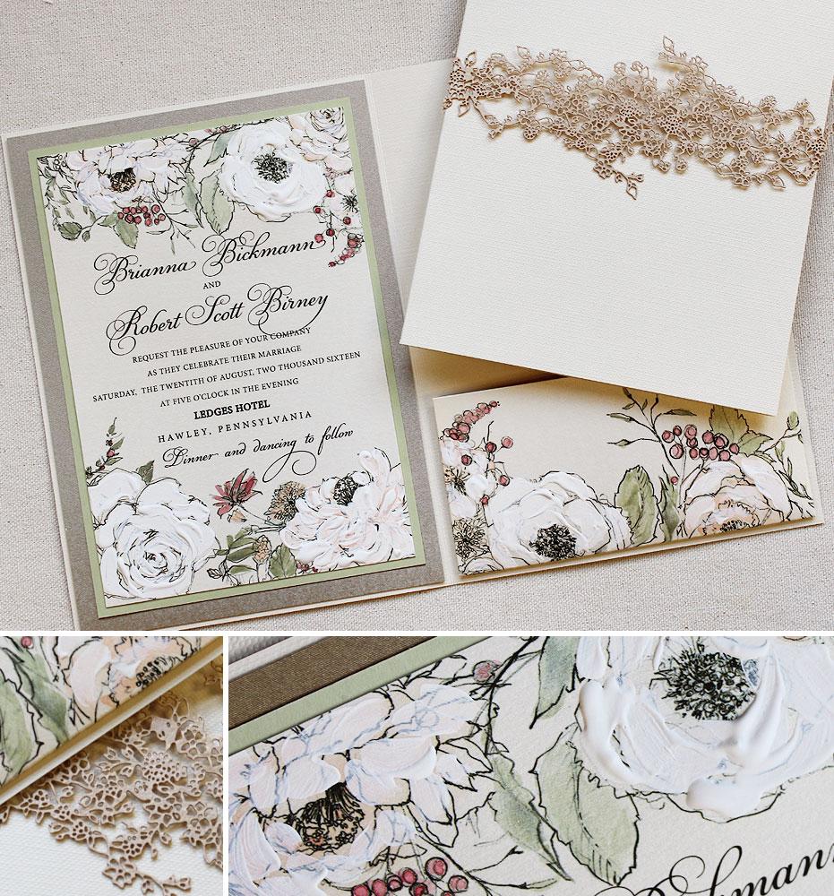 white-floral-wedding-stationery