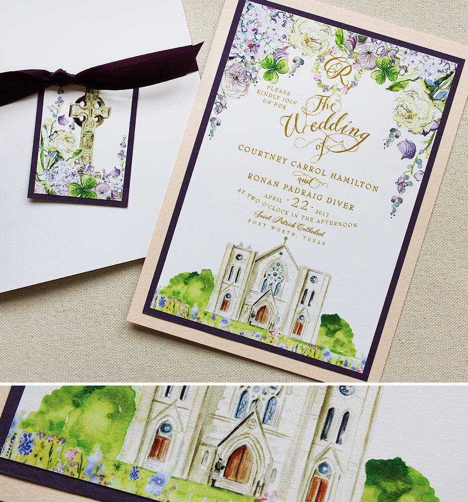 watercolor-venue-wedding-invitation