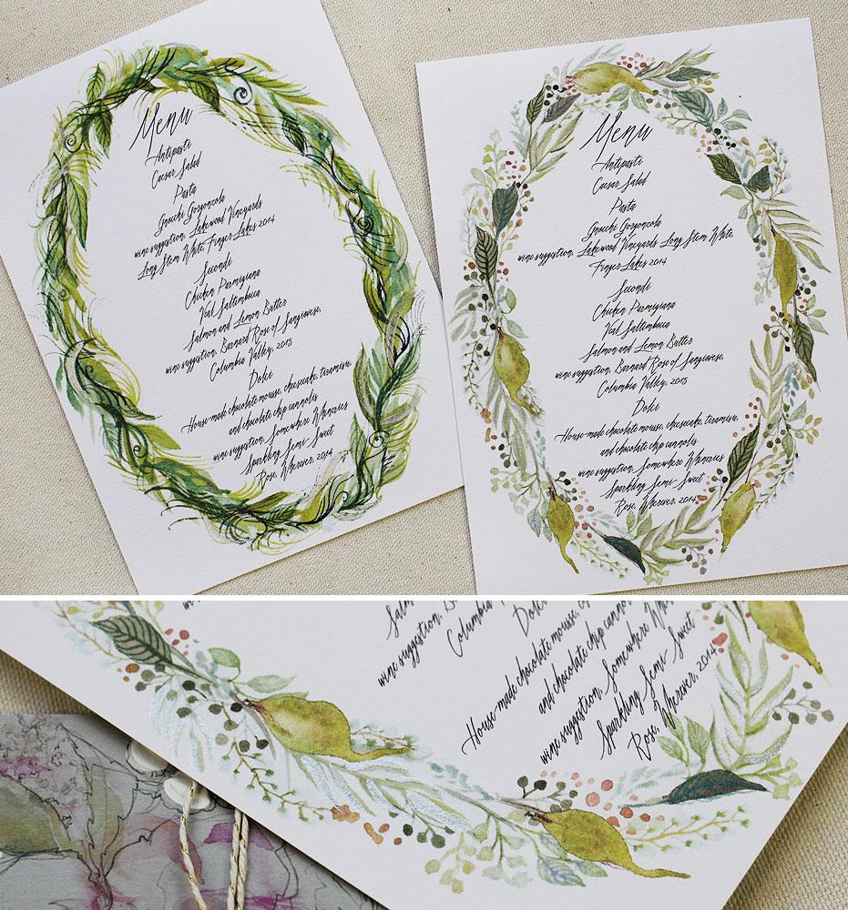 wreath-wedding-stationery