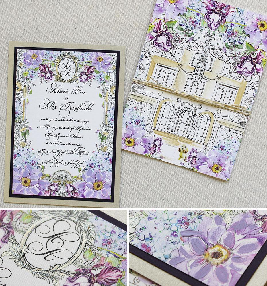 custom-illustrated-wedding-invite