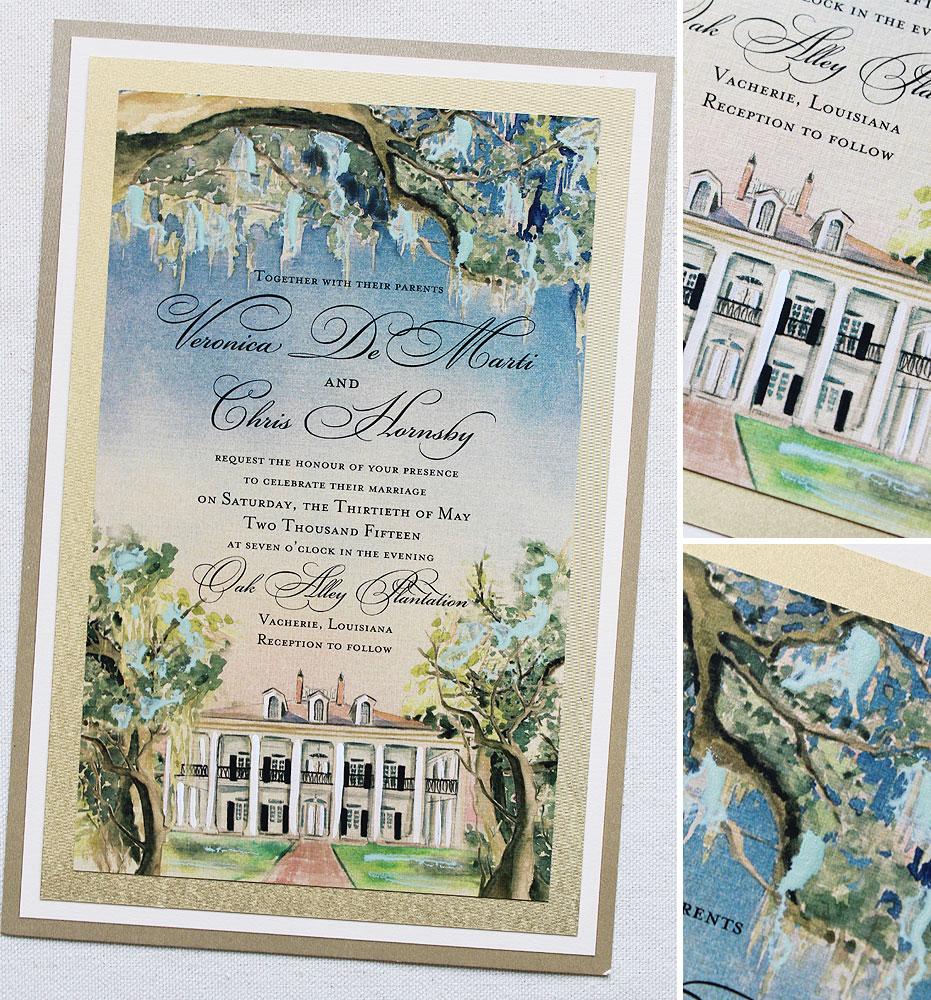 plantation-wedding-invitations
