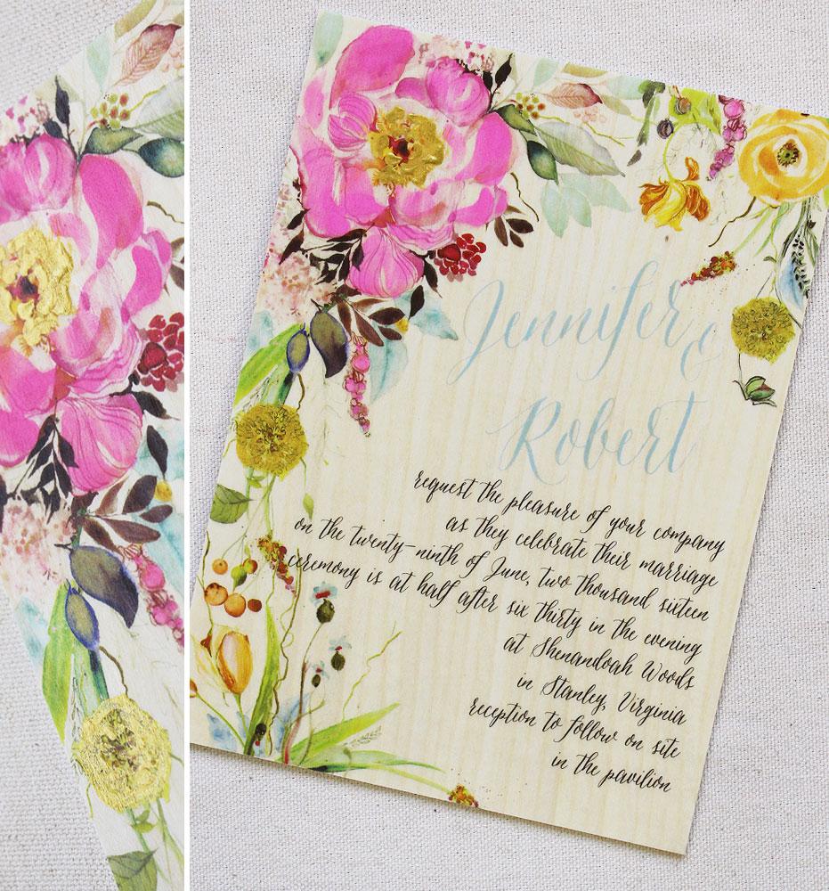 wood-wedding-invite
