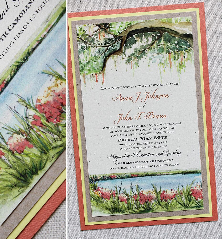 southern-wedding-invitations